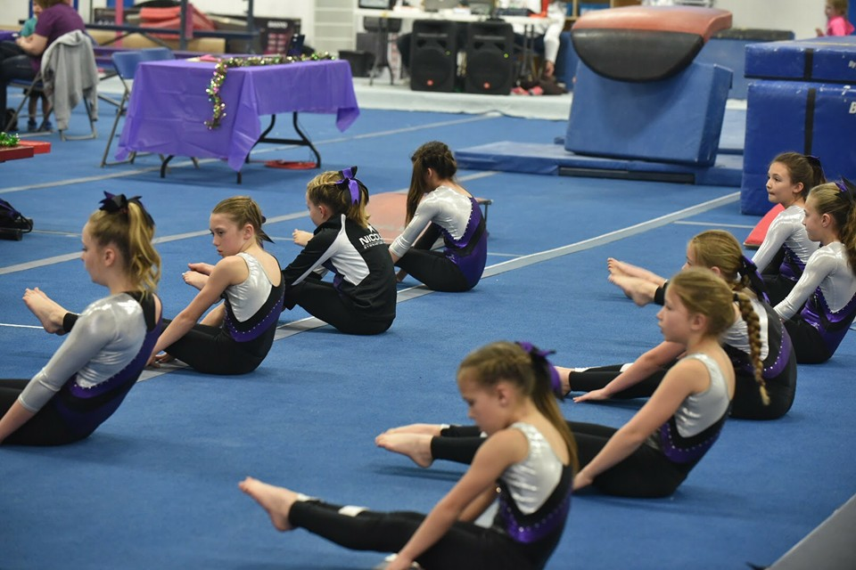 Alpha Gymnastics 2016 Mardi Gras Invitational