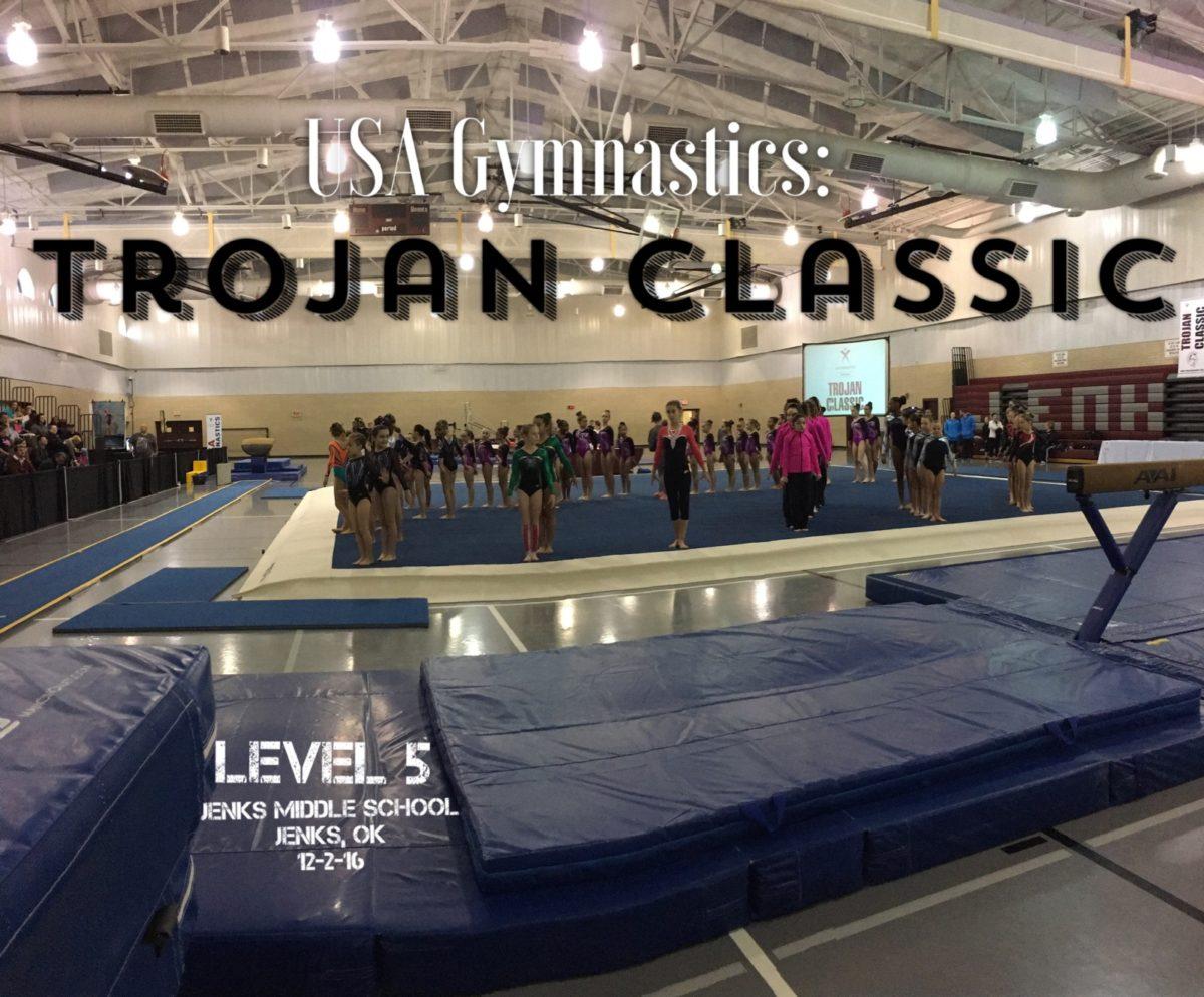 USA Gymnastics Trojan Classic